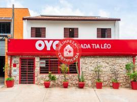 OYO Pousada Tia Léo Campinas, hotel in Campinas