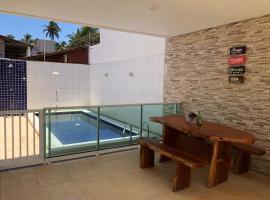 Casa de Praia Barra de São Miguel Villa Niquin, holiday home in Maceió