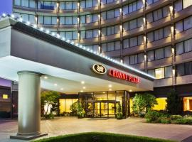 Crowne Plaza Hotel Portland-Downtown Convention Center, accommodation in Portland