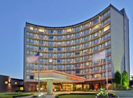 Crowne Plaza Hotel Portland-Downtown Convention Center, an IHG Hotel, hotel in Portland