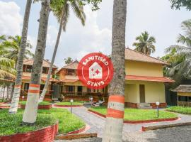 OYO 71250 Sparrow Nest River View Resort, hotel in Kumarakom