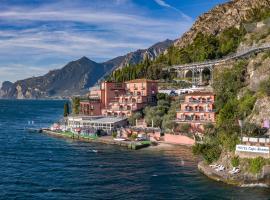 Hotel Capo Reamol, hotel a Limone sul Garda