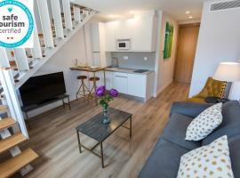 Casa de la Merced Suites, apartamento en Málaga
