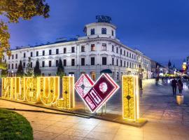 Hotel Palace Europa Lublin – hotel w mieście Lublin