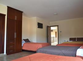 Hostal Eterna Juventud, Hotel in Vilcabamba