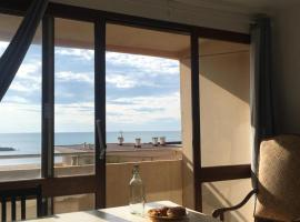 Duplex Valras face mer, apartment in Valras-Plage