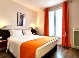 Boulogne Résidence Hotel, hotel near Marcel Sembat Metro Station, Boulogne-Billancourt
