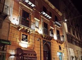 Hotel Plaza, hotel a Caltanissetta