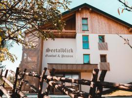 Seetalblick, Hotel in Sankt Wolfgang