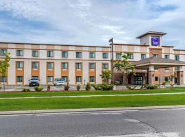 Sleep Inn & Suites Ames near ISU Campus, hôtel à Ames