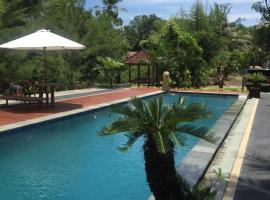 Red island villas, holiday home in Banyuwangi