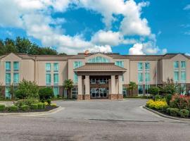 Comfort Inn Meridian, hôtel à Meridian