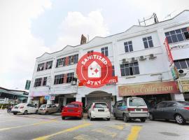 OYO 822 Zande Motel Kuala Selangor, hotel di Kuala Selangor