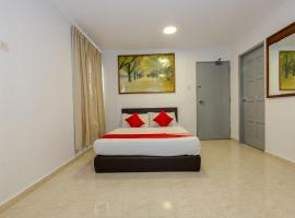OYO 1090 Hollitel Hotel Melaka, hotel in Malacca