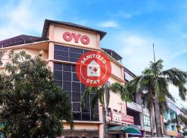 OYO 828 Comfort Hotel Shah Alam, hotel in Shah Alam