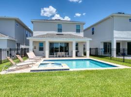 Kotedža 4BR 3B Brand new Paradise Villa at Encore Resort near Disney Orlando