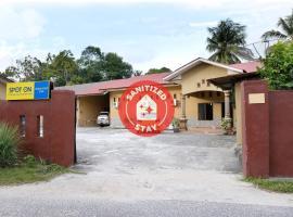 SPOT ON 2766 Kezia Kost, hotel di Tanjung Pandan