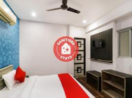 OYO 69861 Blue Sapphire, hotel en Faridabad