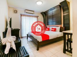 OYO 952 Ocean Gold Card Ayutthaya, отель в Аюттхае