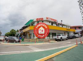 OYO 89782 Ranau City Inn, hotel near Mount Kota Kinabalu, Ranau