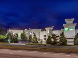 Holiday Inn Express Wisconsin Dells, resort in Wisconsin Dells