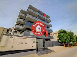 Vaccinated Staff- OYO Townhouse 166, Sector 38, Gurgaon, hotel in Gurgaon
