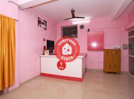 OYO 8741 Shree Jagannath Palace, hotel in Bhubaneshwar
