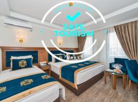 Byzantium Comfort Hotel, отель с джакузи в Стамбуле