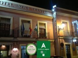 Hotel Nova Centro, отель в городе Херес-де-ла-Фронтера