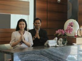 Smarthomm Ancol Jakarta, hotel near Mangga Dua Square, Jakarta
