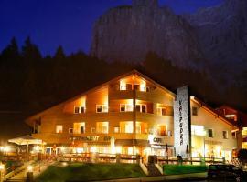 Hotel Valpudra, hotel in Selva di Val Gardena