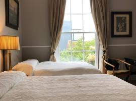 Harveys Guest House, bed & breakfast a Dublino