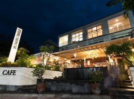 DiAtas by Art Café Bumbu Bali, hotel in Nusa Dua