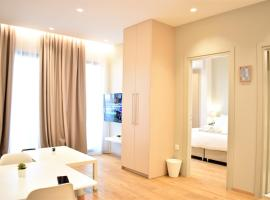 Mood Athens Luxury Apartments and Suites, accessible hotel in Athens
