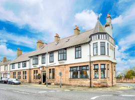 The Castle Hotel, hotel in Berwick-Upon-Tweed
