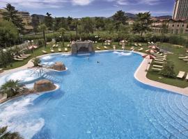 Hotel Terme All'Alba, отель в Абано-Терме