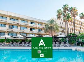 Royal Al-Andalus, hotell nära Calle San Miguel, Torremolinos