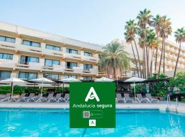 Royal Al-Andalus, hotel in Torremolinos