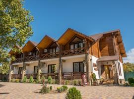 Park Hadzhoh, hotel in Kamennomostskiy