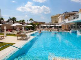 Palace Hotel Meggiorato, hotel in Abano Terme