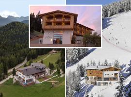 Alpine Hotel Gran Foda', hotel near Lake Braies, San Vigilio Di Marebbe
