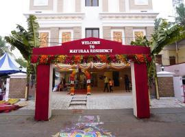 Mayuraa Residency, hotel perto de Aeroporto Internacional de Chennai - MAA, Chennai