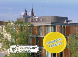 Piano Hotel & Restaurant – hotel w mieście Opole