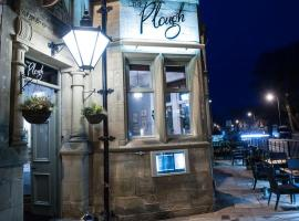 The Plough, hotel near Warkworth Castle, Alnwick
