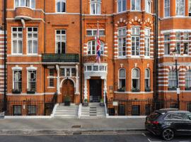 11 Cadogan Gardens, hotel near South Kensington Underground Station, London