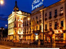 Hotel Europejski, hotel v Krakově