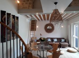 Gites yoco, hotel in Alençon