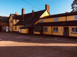 Elbury Farm Annex, hotel near Exeter International Airport - EXT,