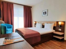 Hotel DOA, отель в Скопье