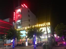 Khải Hoàn Hotel, hotel in Bến Cát